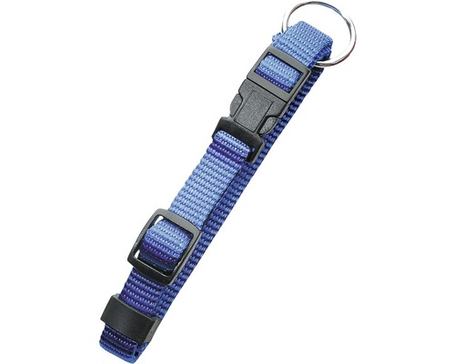 Halsband KARLIE Art Sportiv 2,5x45-65cm blå