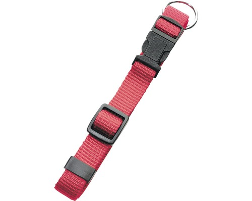Halsband KARLIE Art Sportiv 1,5x30-45cm röd