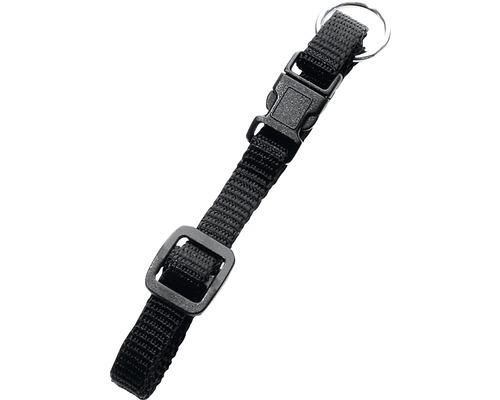 Halsband KARLIE Art Sportiv 2,5x45-65cm svart
