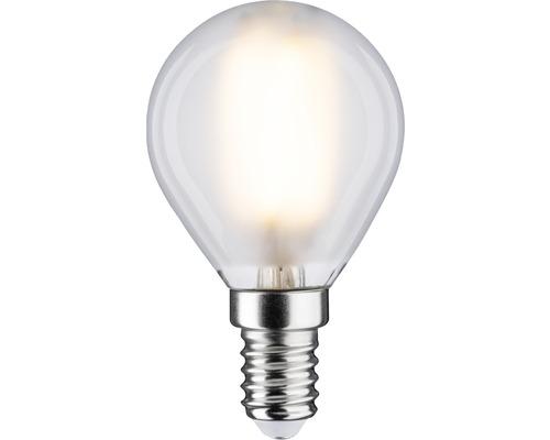 Klotlampa PAULMANN LED E14 5W(40W) 470lm 2700K varmvit dimbar matt