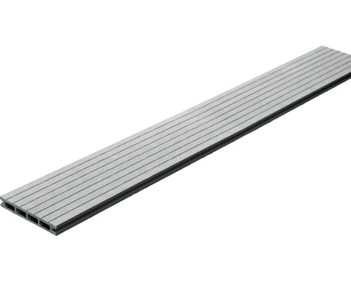 KONSTA Komposittrall grå 21x140x2500 mm