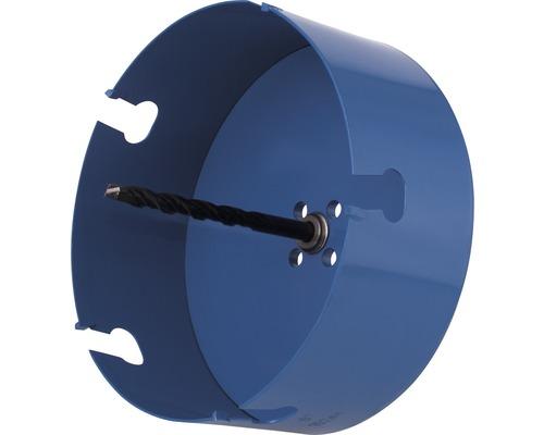 Hålsåg WOLFCRAFT universal hårdmetall Ø 152mm inkl. skaft och centrumborr