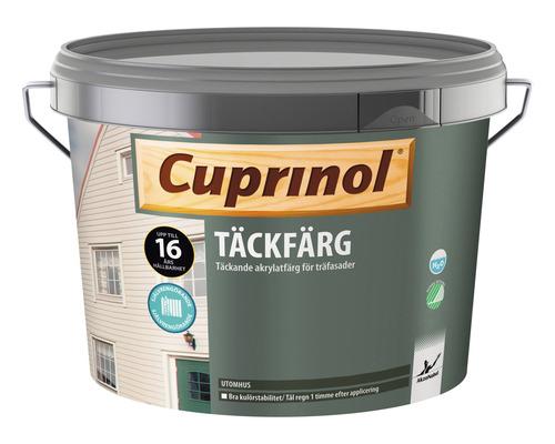 Täckfärg CUPRINOL BW vit 10L