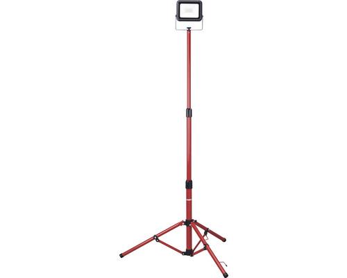 Strålkastare MALMBERGS Pollux LED 1x20W med teleskopstativ max. höjd 1687mm IP54