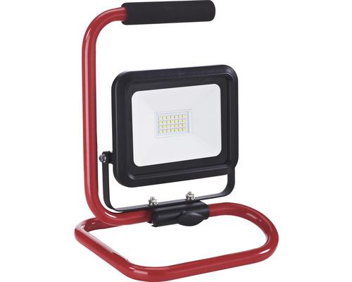Strålkastare MALMBERGS Pollux LED 1x20W portabel med stativ IP54
