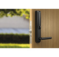 Låssats YALE Doorman L3 kodlås till ytterdörr med connect svart