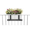Blomlådehållare LECHUZA plast för Balconera 50 och 80