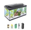 Akvarium TETRA Starter Line Minions 2 54L inkl. LED-belysning, värmare, foder, vattenberedning utan underskåp