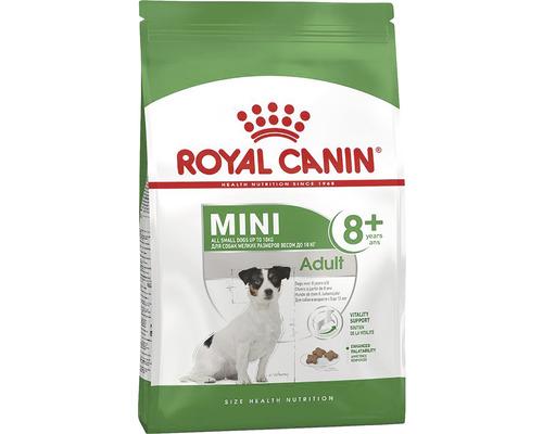 Hundmat ROYAL CANIN Mini Adult 8+ 2kg