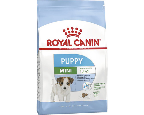 Hundmat ROYAL CANIN Mini Puppy 2kg