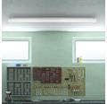 Våtrumsarmatur LUMAK PRO Trapets II LED med skydd 60W 7000lm 4000K neutralvit L 1500mm IP65