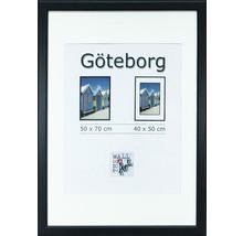 Träram Göteborg 50x70 svart