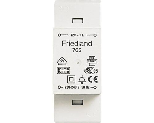 FRIEDLAND Transformator för dörrklocka VDE D765 12V/1A