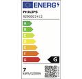 Ljuskälla PHILIPS Hue filament White ST64 E27 7W 550lm 2100K ST64 dimbar - kompatibel med SMART HOME by hornbach