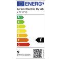 AIRAM Ljuskälla LED normal opal sensor 10W 2700K 806lm E27