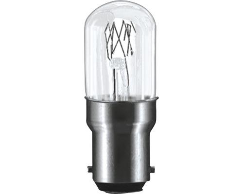 PAULMANN Symaskinslampa dimbar BA15d/15W 75 lm 2300 K varmvit