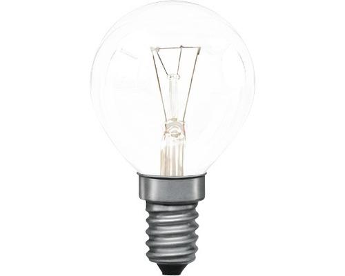 PAULMANN Ugnslampa klar E14/40W 389 lm 2700 K varmvit