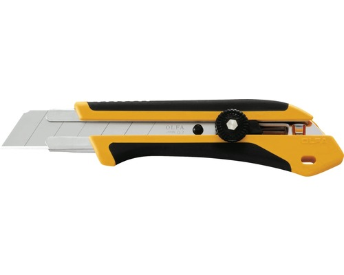 OLFA Brytbladskniv XH-1 25 mm skruvlås