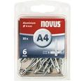 NOVUS Blindnit A 4/6 aluminium