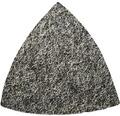 Slipfilt BOSCH Delta 93x93x93mm kornstorlek 280 utan hål