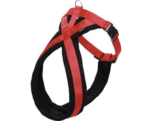 Sele KARLIE Cross 2,5x48-55cm röd
