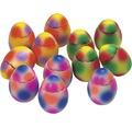 Hundleksak KARLIE PopUp-ägg 8cm blandade färger