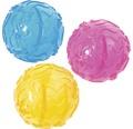 Hundleksak KARLIE snackboll 8cm blandade färger