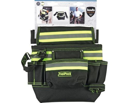 Bältesväska KWB med bälte och reflex
