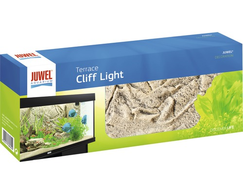Akvariebakgrund JUWEL Cliff Light Terrace A 35x15cm