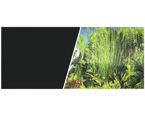 Akvariebakgrund FLUVAL 45cm akvarium/svart metervara