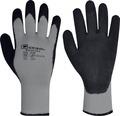 GEBOL arbetshandskar Winter Grip grå/svart storlek 8