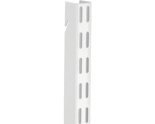 ELFA Hängskena 2012 mm för bärlist, vit, 426410