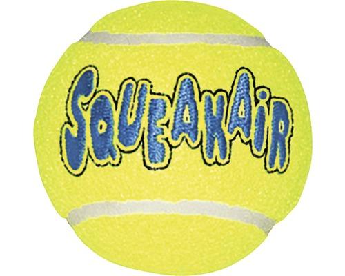 Hundleksak KONG tennisbollar XS 3st gul