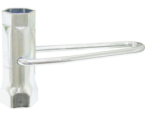 WGB Tändstiftsnyckel med bygel 16 + 21 mm