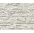 Tapet A.S. CRÉATION Deco stone grå 7071-16