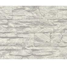 Tapet A.S. CREATION Deco Stone grå