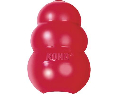 Hundleksak KARLIE Kong Toy L röd