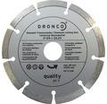Diamantkapskiva DRONCO Quality ST-7 Ø 125x22,23mm