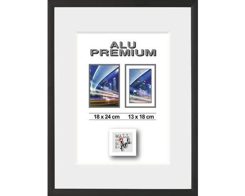 Aluram Duo 18x24 svart