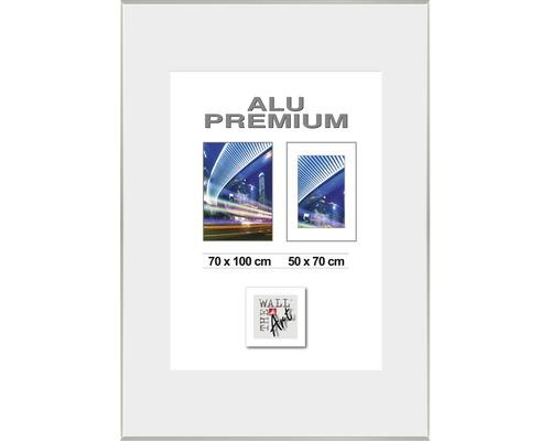 Aluram Duo 70x100 silver