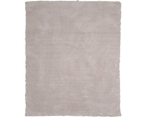 Ryamatta mikrofiber beige 160x230 cm