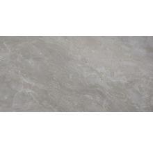 Klinker Granitkeramik Skyline Onyx grå 30x60 cm blank