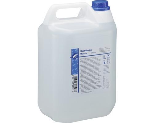 Destillerat vatten, 5 liter