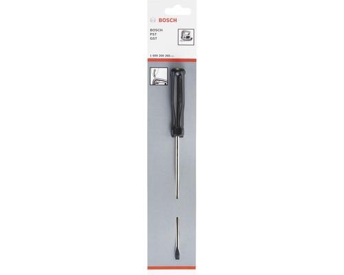 BOSCH Skruvmejsel för sticksågar, 185 mm