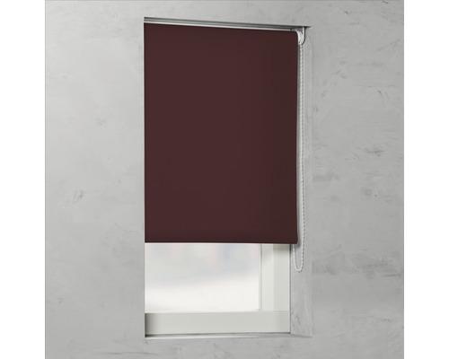 Rullgardin röd 80x190 cm