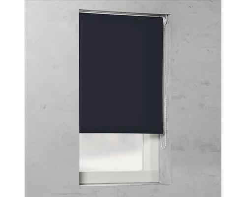 SOLUNA Rullgardin dagsljus mörkblå 120x190 cm