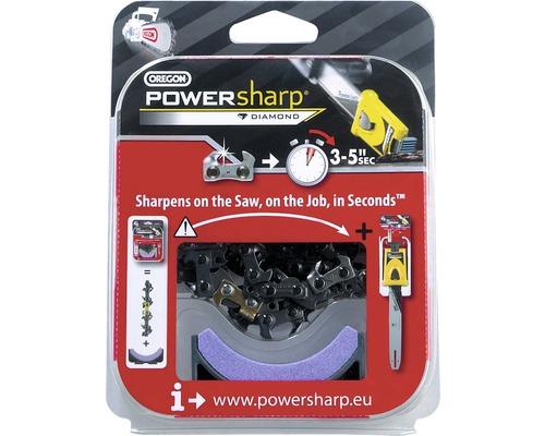 "Sågkedja OREGON PowerSharp 52E 14"" 3/8"" 1,3mm"
