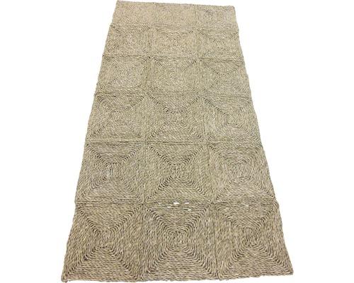 Balkongmatta sjögräs 90x180 cm