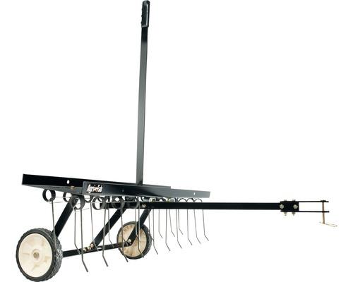 Gårdskratta MTD 120cm för trädgårdstraktor