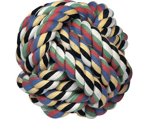 Hundleksak KARLIE bomullsboll Ø5,5cm